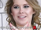 Great casting with a horny blonde slut