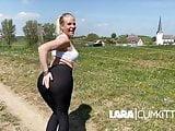 Lara CumKitten - Teaser DORFSCHLAMPE fickt mit jedem