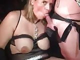 FANTASY FEST ANOTHER STRANGER GETTING A BLOWJOB BY MY WIFE