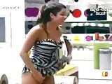 Big Brother Brasil 11 Maria Melilo stripping