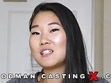 Great casting with a tiny Asian beauty