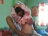 Big boob Desi Aunty fucked hard by lover