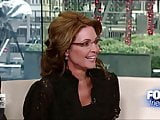 Sarah Palin Rocking that skirt