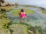 Underwater butt plug adventures