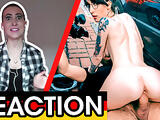 REACTION! Lou Nesbit talks about her horniness! Dates66.com