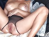 Double Fisting Hot Wifes Greedy Pussy