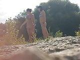 Girls on beach 38