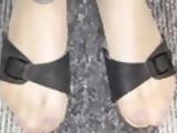 nylons und pantoletten