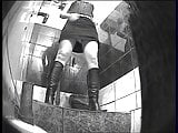 Voyeur girls missing the toilet - 03