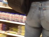 Nice butt, nice milf