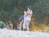 Girl on beach 52